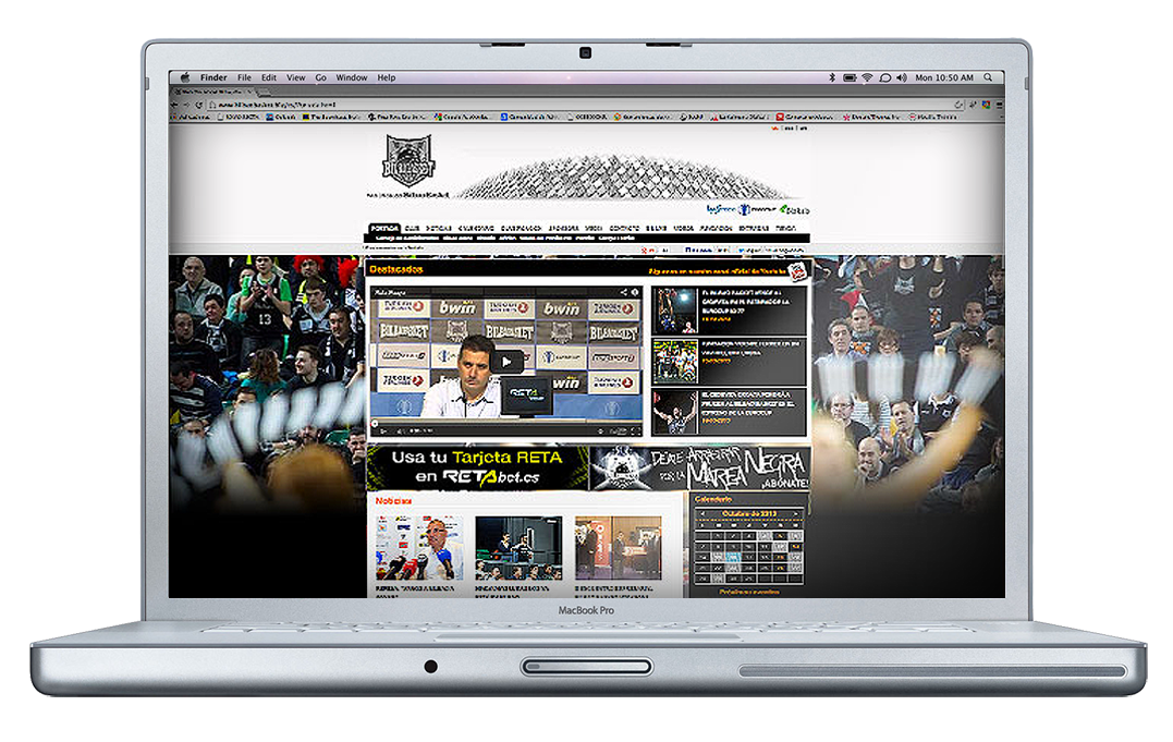 Diseño páginas web en Bilbao