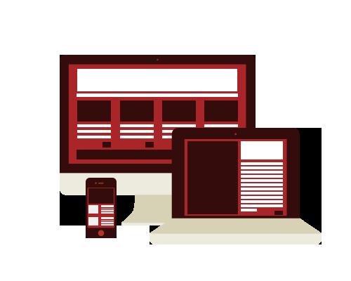 Desarrollo web en Bilbao. Diseñamos páginas web adaptadas a todo tipo de dispositivos móviles