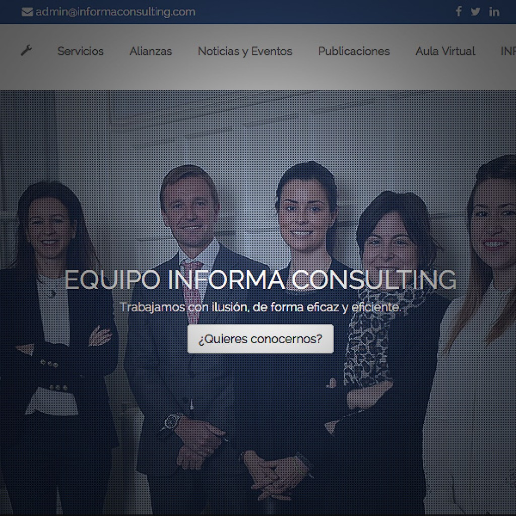 INFORMA CONSULTING